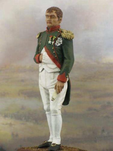 Art I.G. 103: Napoleon - hatless - 1805