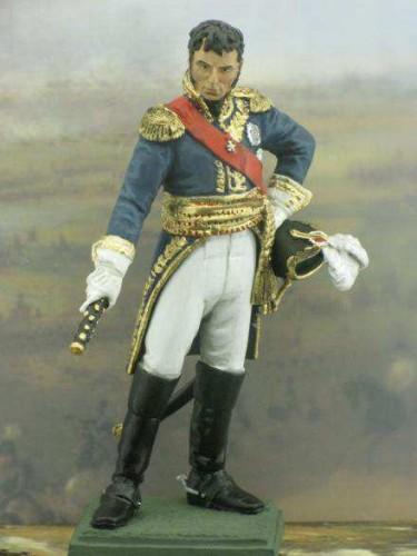 Art I.G. 205: Marshall Bernadotte 1807 -09