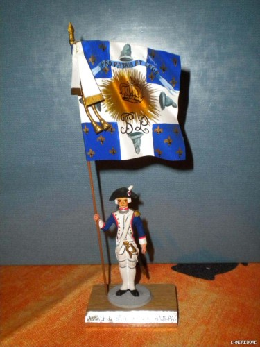 Guy Renaud Standard Bearers GNP01: District de Saint Jacques du Haut Pas
