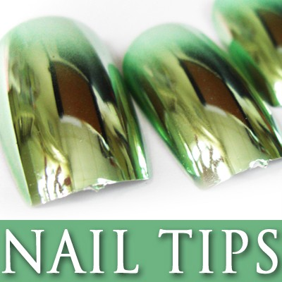 54201-4-THUMB 24pcs metallic false nail full tip.jpg 12/9/2011