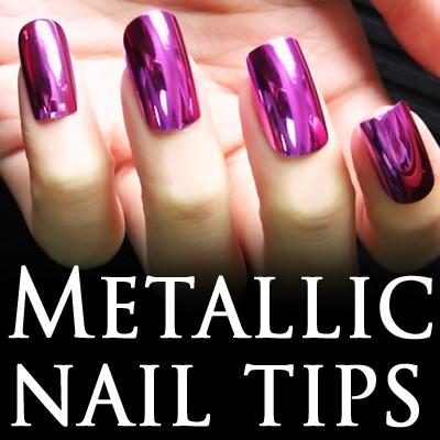54201-2-THUMB 24pcs metallic false nail full tips.jpg 12/9/2011