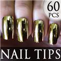Thumb_54205-7-THUMB 60pcs metallic false nail full tips.jpg 12/11/2011