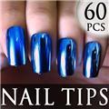 Thumb_54205-2-THUMB 60pcs metallic false nail full tips.jpg 12/11/2011