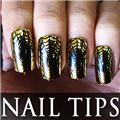 Thumb_54202-3-THUMB 24pcs Pre-Design metallic false nail full tips.jpg 12/12/2011