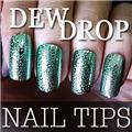 Thumb_54204-7-THUMB 60pcs metallic water drop  false nail full tips.jpg 12/14/2011