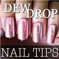 Thumb_54204-6-THUMB 60pcs metallic water drop  false nail full tips.jpg 12/14/2011