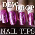 Thumb_54204-2-THUMB 60pcs metallic water drop  false nail full tips.jpg 12/14/2011