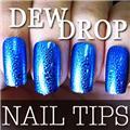 Thumb_54204-3-THUMB 60pcs metallic water drop  false nail full tips.jpg 12/14/2011