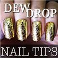 Thumb_54203-6-THUMB 24pcs metallic water drop  false nail full tips.jpg 2/12/2012