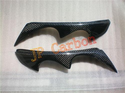 Audi TT MK1 2000-2006 Carbon Fiber Headlight Eyebrows