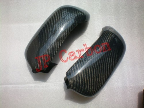 Audi A4 B5 1999-2001 Carbon Fiber Mirror Covers