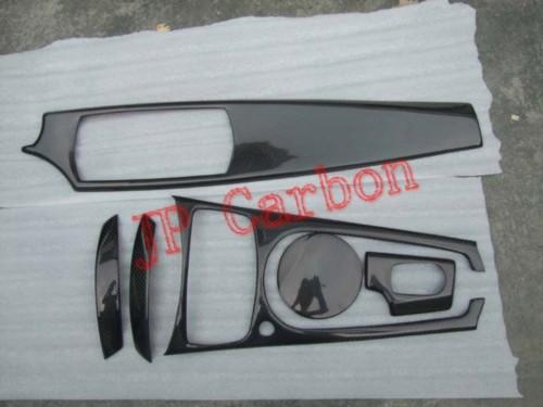 Carbon Fiber Interiors Trim Set For 2003 2008 Bmw Z4 E85