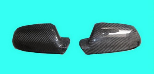 Audi A5 2008-UP Carbon Fiber Mirror Covers