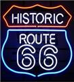 Route 66 Neon Sign Light