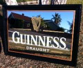 Large Guinness Bar Mirror