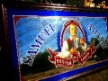 Samuel Adams 25th Anniversary Large Bar Mirror Beer Sign