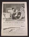 Magazine Ad for Daisy BB Guns, 1962, Model 1894 and BB Six Gun