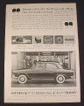 Magazine Ad for Sigma Etoile Car, 1960, Imported by Chrysler