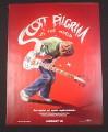 Magazine Ad for Scott Pilgrim vs. The World Movie, 2010