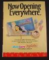 Magazine Ad for Sweet Tarts Disney Pocahontas Candies 1995 SweetTarts