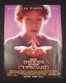 Magazine Ad for The Indian In The Cupboard Movie, 1995