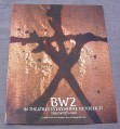 Magazine Ad for Blair Witch 2 Movie, 1999, BW2, 8 1/4