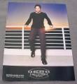 Magazine Ad for Skechers Footwear, 2001, Rob Lowe Celebrity