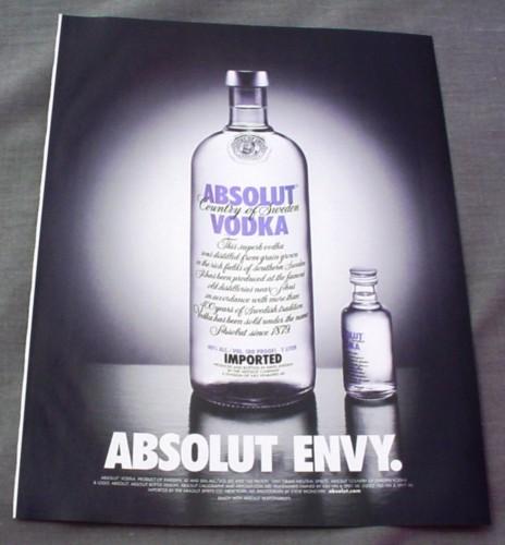 Ad Analysis: Skyy Vodka Essay