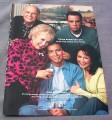 Magazine Ad for Got Milk Everybody Loves Raymond Cast, 2001, TV