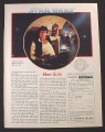 Magazine Ad for Star Wars Han Solo Collectible Plate, Hamilton Collection, 1987