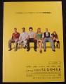 Magazine Ad for Little Miss Sunshine Movie, Greg Kinnear, 2006