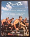 Magazine Ad for Jagged Edge, Jagged Little Thrill Album, Music, 2001