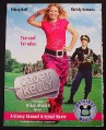 Magazine Ad for Cadet Kelly Movie, Hilary Duff, 2002