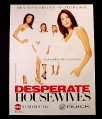 Magazine Ad for Desperate Housewives TV Show, 2004