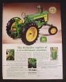 Magazine Ad for John Deere 720 Diesel Diecast Tractor, ERTL, 2000