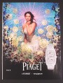 Magazine Ad for Piaget Watch, Tonneau XL, 2007