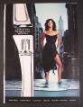Magazine Ad for Elizabeth Arden Provocative Woman Fragrance Perfume, Catherine Zeta Jones