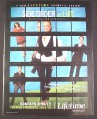 Magazine Ad for Side Order Of Life, Lifetime TV Show Premiere, 2007