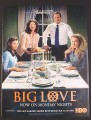 Magazine Ad for Big Love TV Show Premiere, Bill Paxton, Jeanne Tripplehorn, 2007