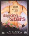 Magazine Ad for Dancing With The Stars TV Show Premiere, 2006