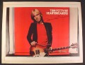 Magazine Ad for Tom Petty And The Heartbreakers, Damn The Torpedos, 1979, 10 1/4 by 13 1/4