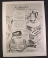 Magazine Ad for Toastmaster Kitchen Appliances Waffle Baker Coffee Maker 1958 9 3/4 by 12 7/8