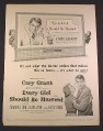 Magazine Ad for Every Girl Should Be Married Movie, Cary Grant, Betsy Drake, 1948