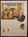 Magazine Ad for RCA Victor, Carmen Album, Leopold Stokowski, 1945