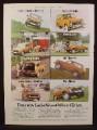 Magazine Ad for Lada Niva 4 Wheel Drive Car, Great Britain, 1979