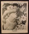 Magazine Ad for Daisyfresh Bra & Panty Girdle, Lycra, 1969