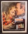 Magazine Ad For Aqua Velva Man Fragrances, Scratch & Sniff Strip, 1970