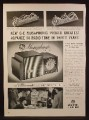 Magazine Ad For GE General Electric Musaphonic Radio, Greatest Advance Radio Tone, 1954