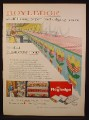 Magazine Ad For Royledge Shelf Lining Paper And Edging, All-In-One, 1954