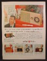 Magazine Ad For GE General Electric  Transistor Pocket Radio, Other Radios, 1956